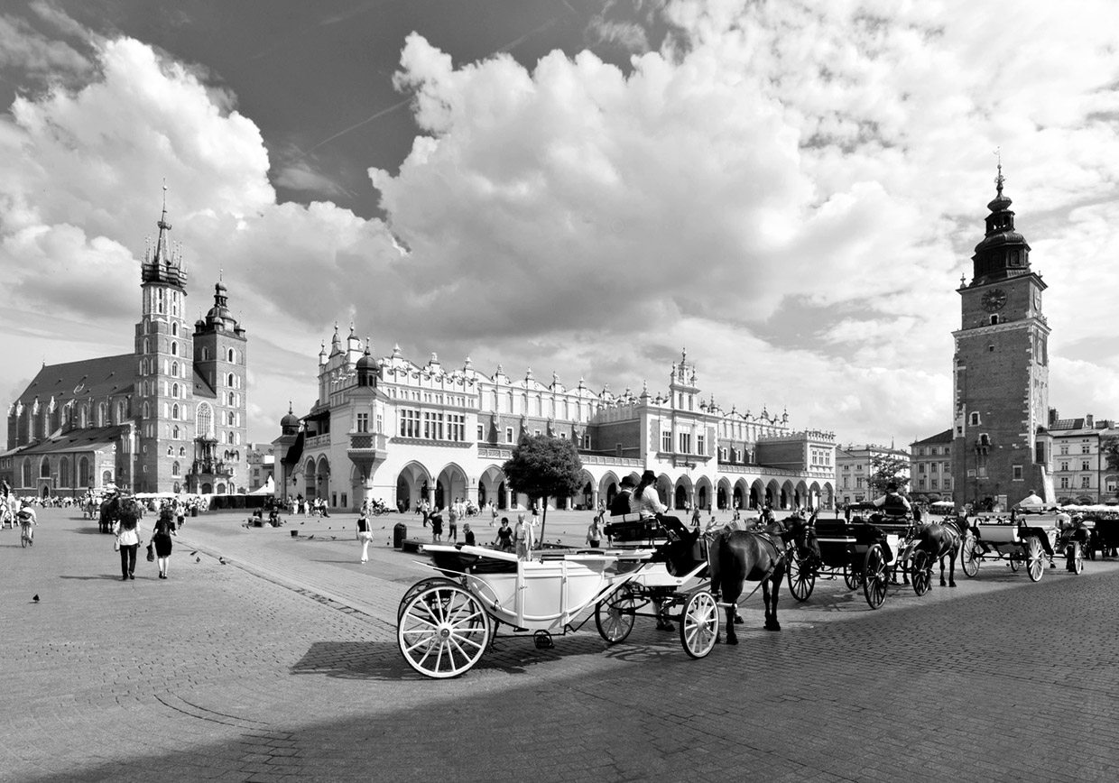Krakow Welcome To... | Main Square